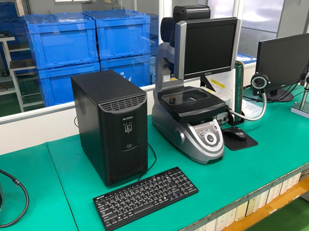 画像寸法測定器(IM-6600)