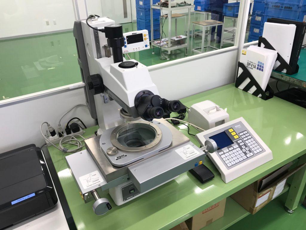 測定顕微鏡(MM-400)